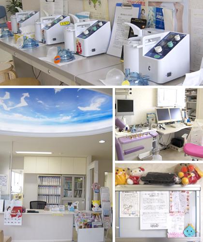 山本医院:耳鼻咽喉科院内